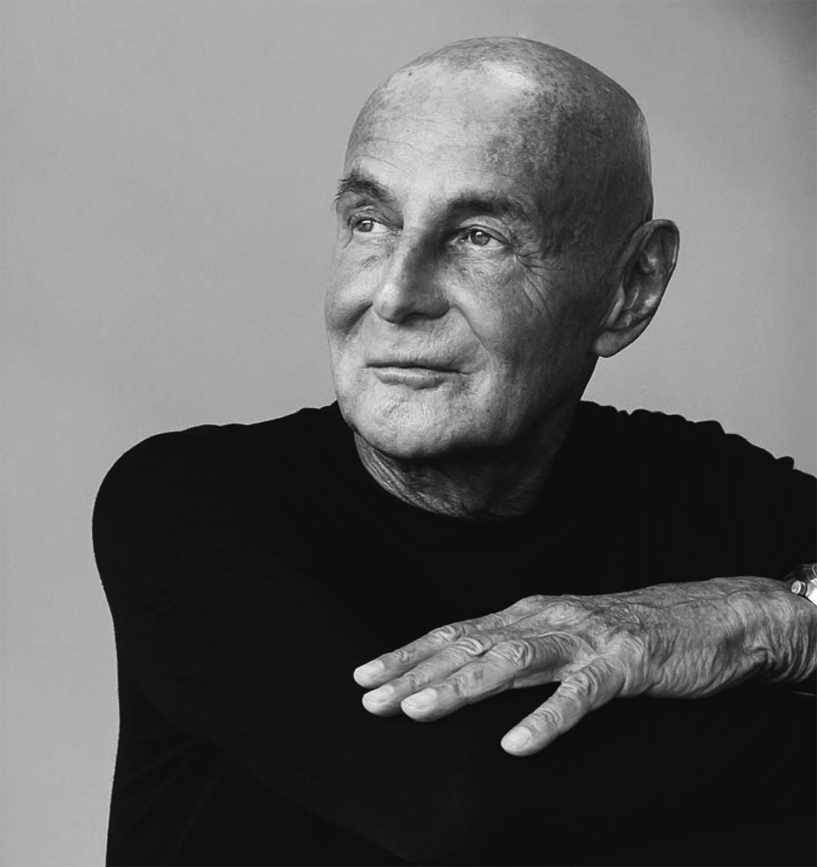 Porträt Peter Schmidt © Dominik Odenkirchen, 2017. Quelle: Rat für Formgebung