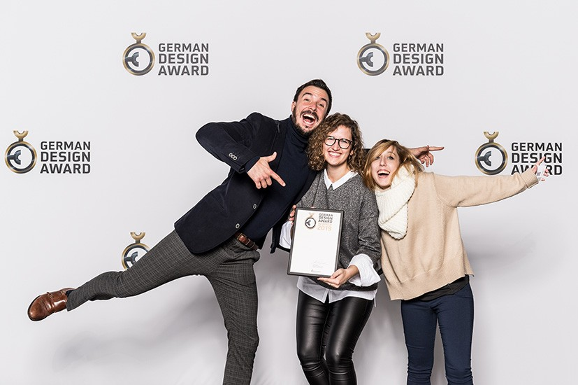Gewinner 2019 German Design Award 2019
