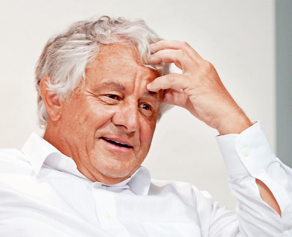 Portrait von Hasso Plattner