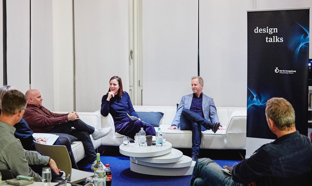 Design Talk Circular Design, 27.11.2019 © Christof Jakob