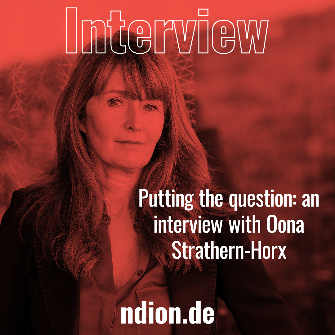 Interview mit Oona Strathern-Horx