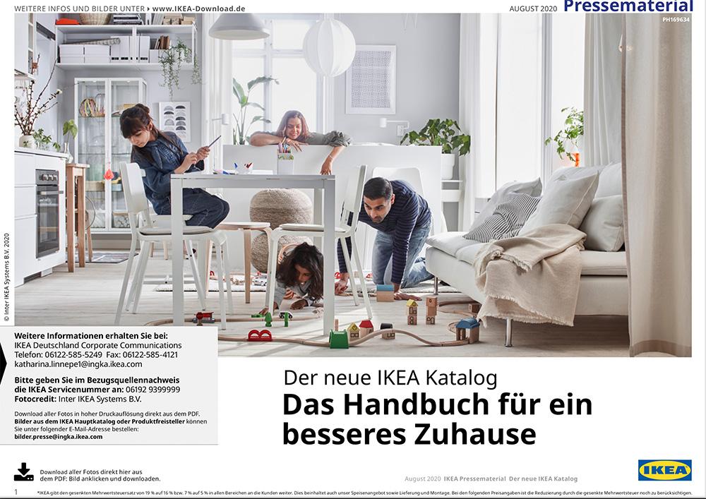 Innenansicht IKEA Katalog