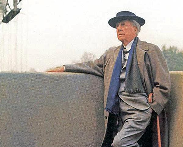 Frank Lloyd Wright, 1959