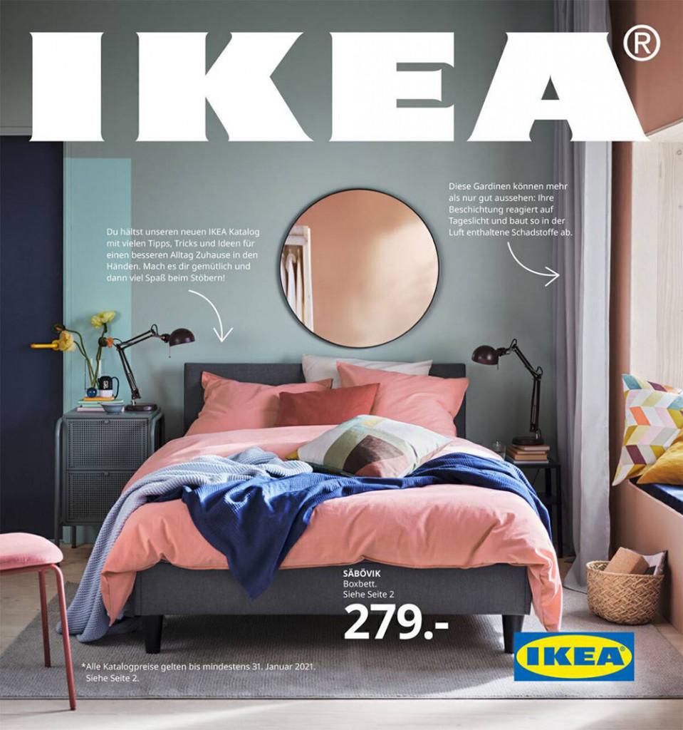 Deutscher IKEA Katalog 2021