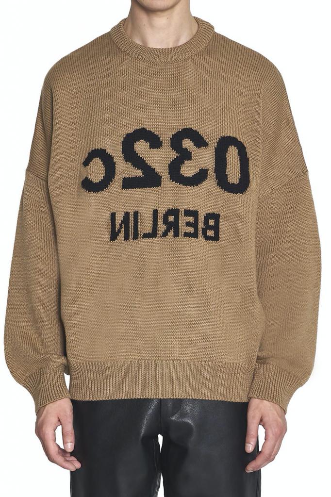 032c Selfie Pullover © 032c