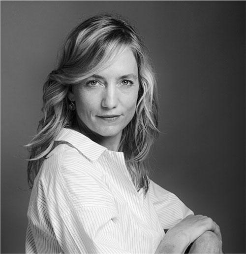 Designerin Carole Baijings