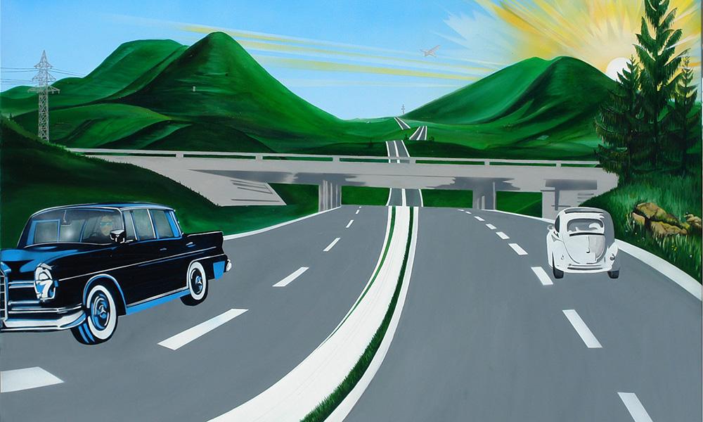 Emil Schult's Autobahn