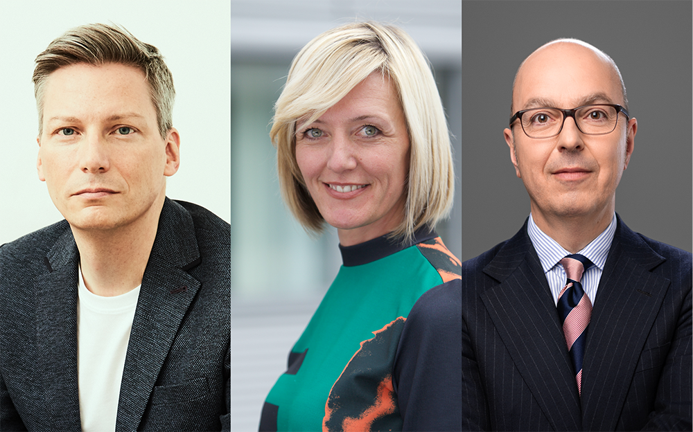 Banner All Eyes On: Round-Table – »Focusing on Digitalisation«