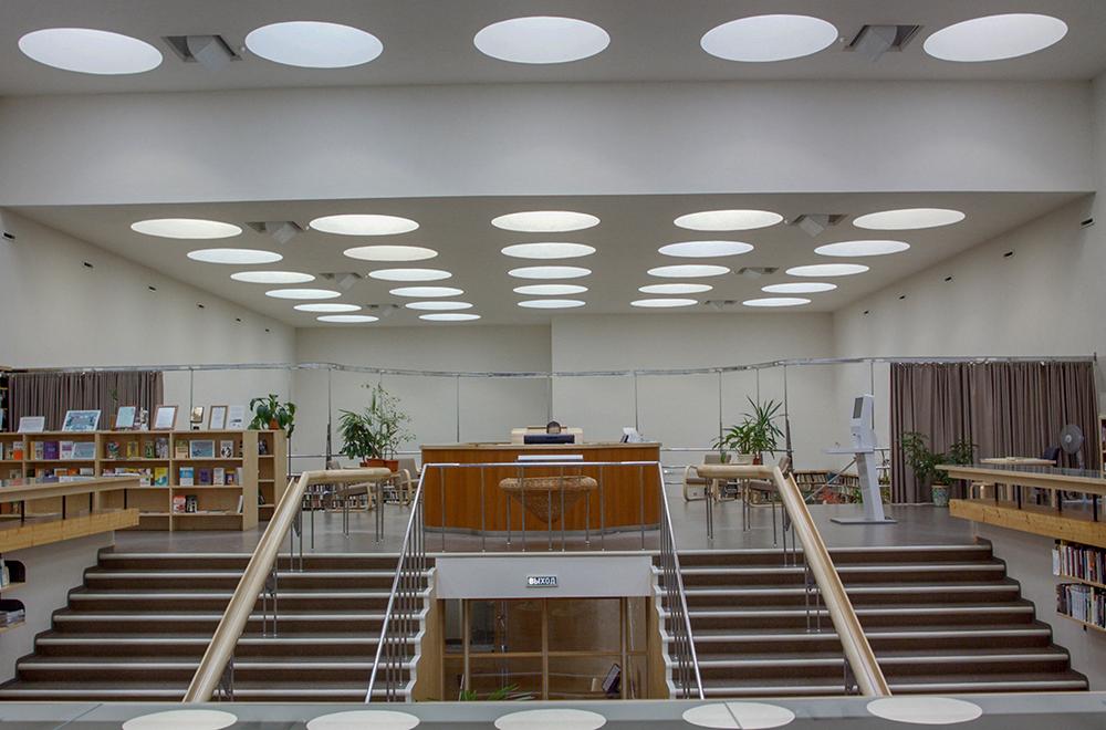 Bibliothek in Vyborg