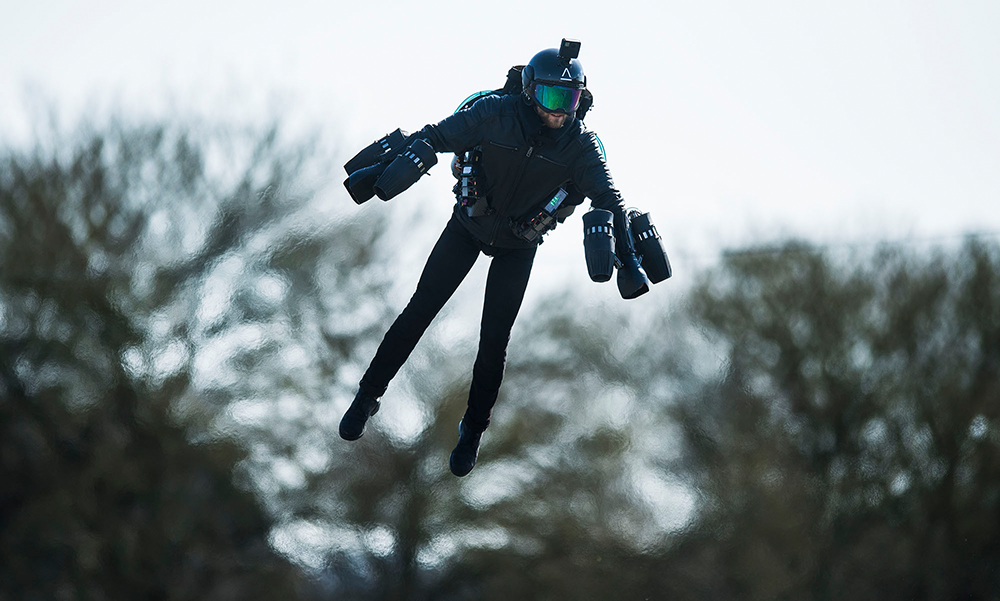 Gravity Industries Jet Suit