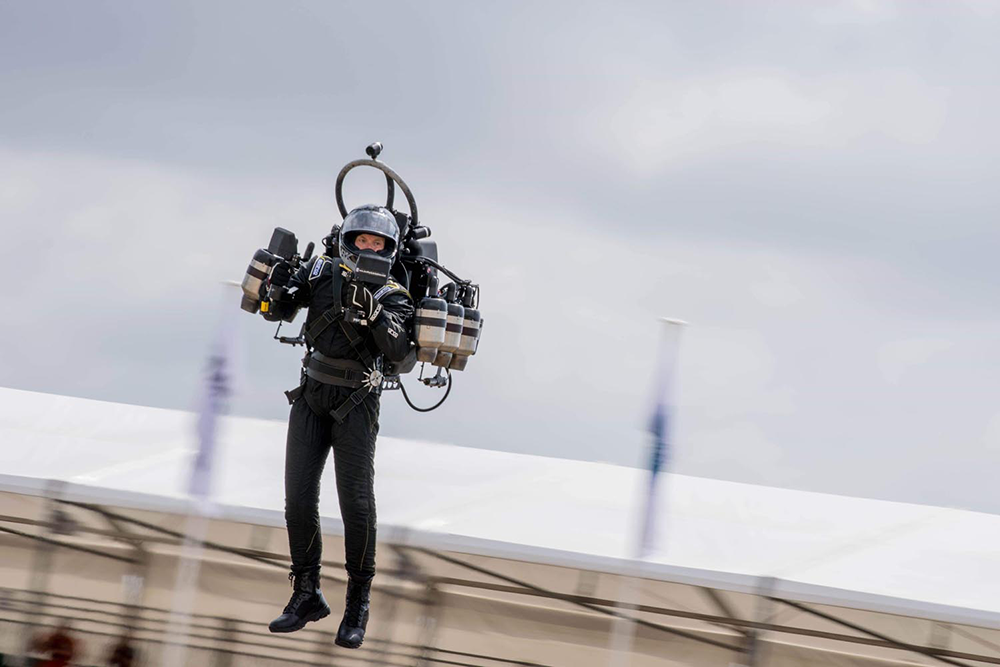 JetPack Aviation Jet Pack