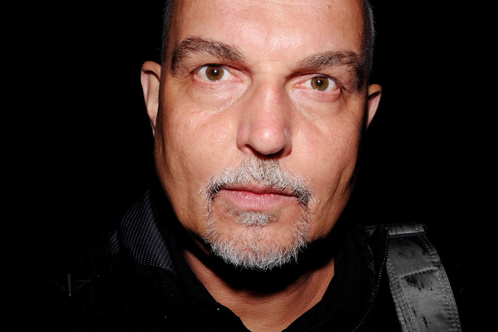 Portrait of Markus Weisbeck