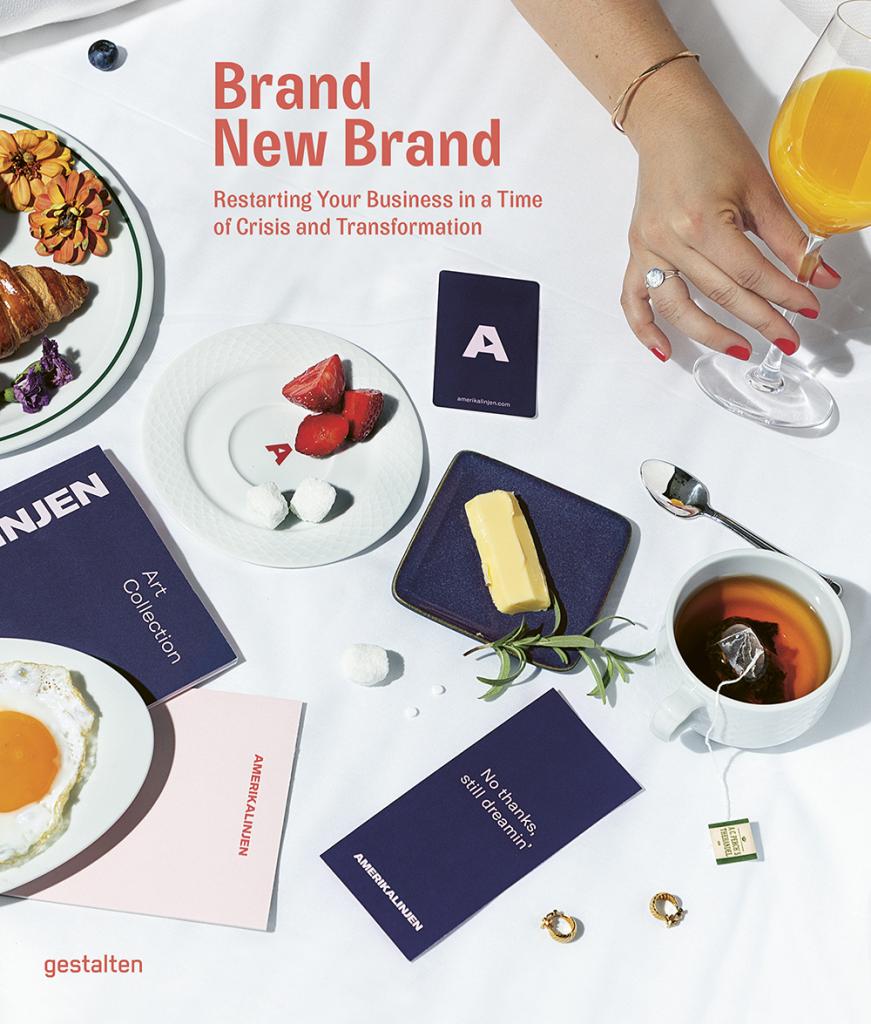 Brand New Brand gestalten 2021 Cover
