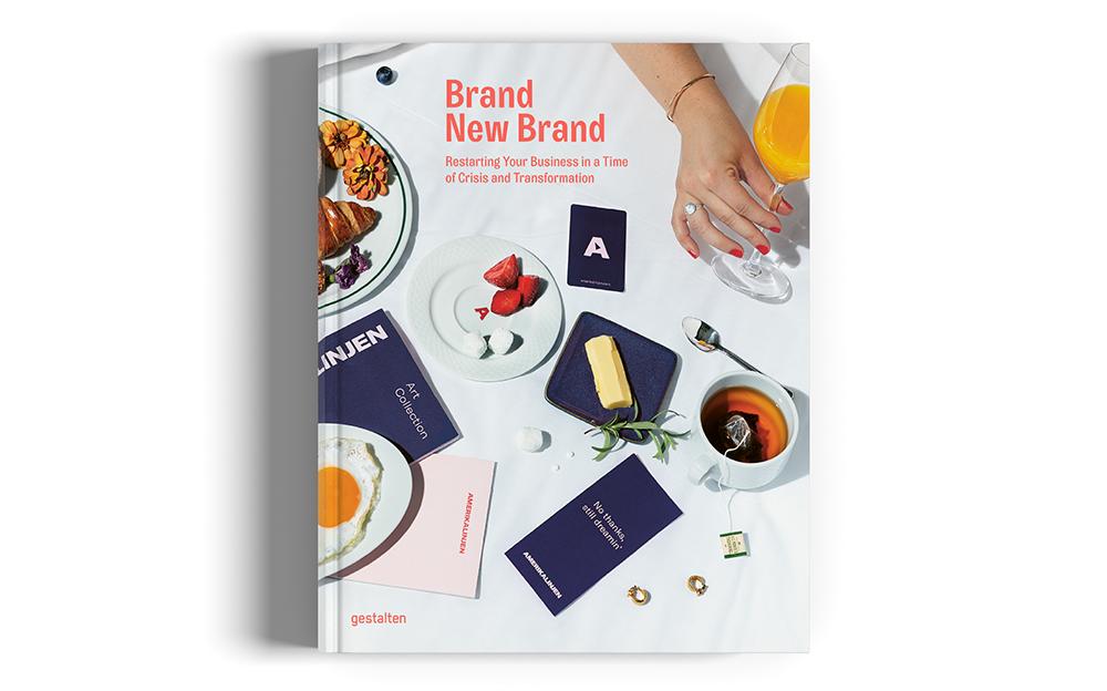 Brand New Brand gestalten 2021 Cover Mockup