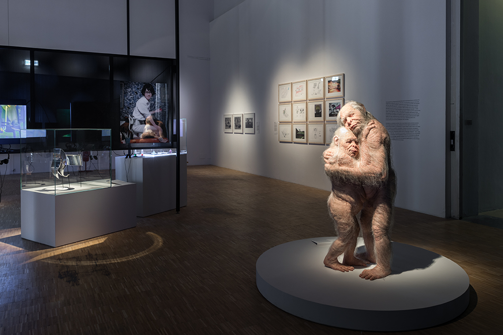 Installation view of Broken Nature: Design Takes on Human Survival, the XXII Triennale di Milano, Milan, 2018 - 2019