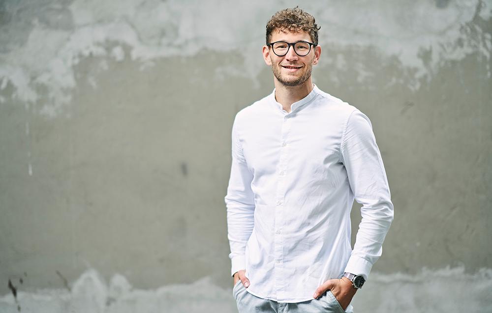David Wojcik is Newcomer of the Year of the German Design Awards 2021