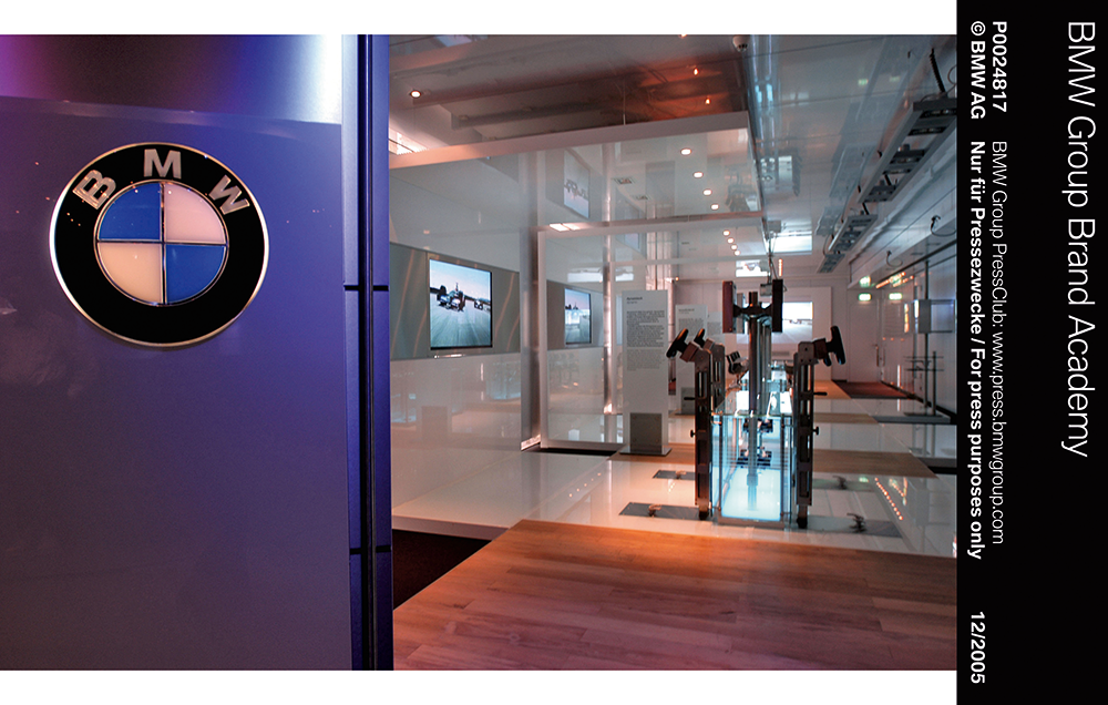 Die BMW Group Brand Academy