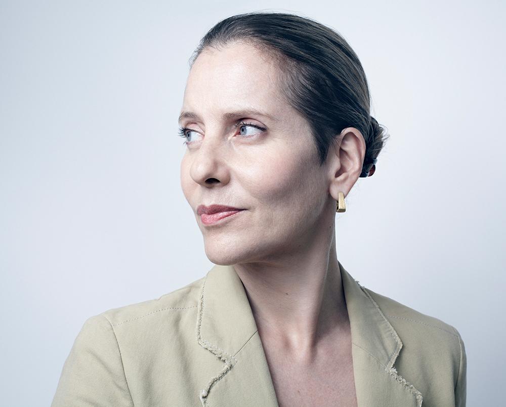 Paola Antonelli Portrait