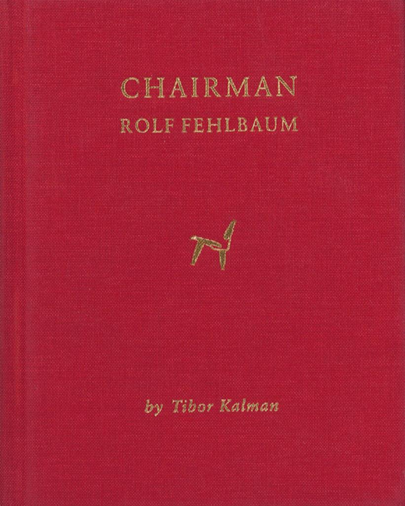 Chairman Rolf Fehlbaum