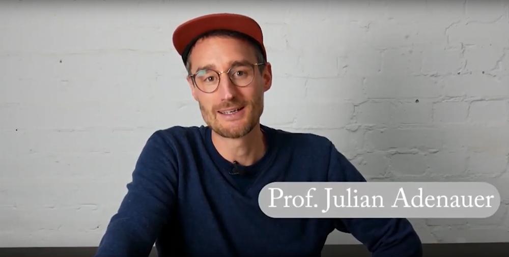 Prof. Julian Adenauer