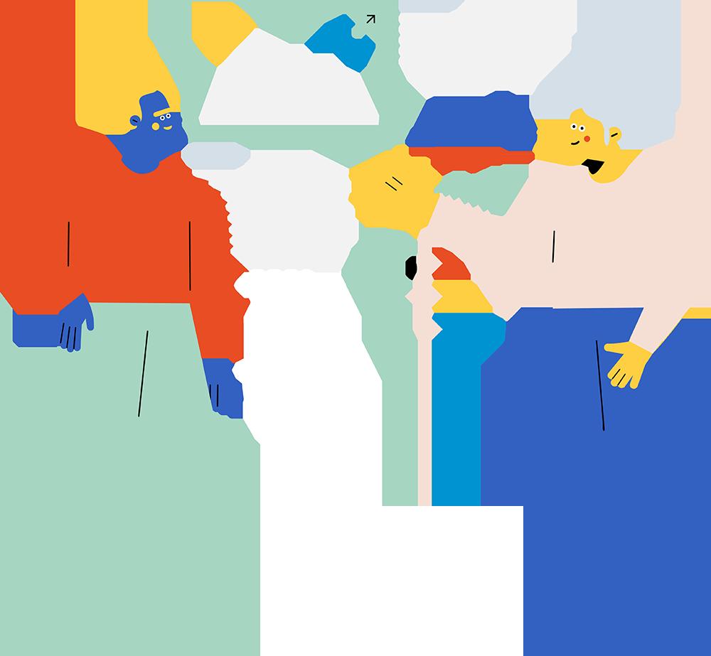 Brand development processes are change processes