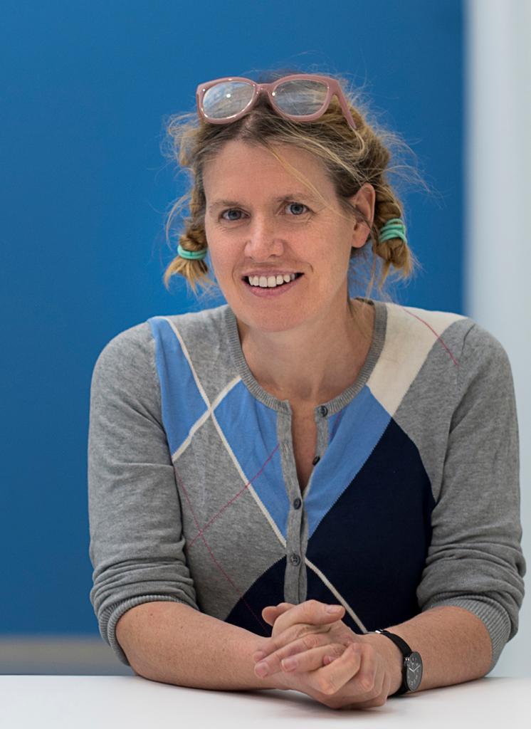 Experten-Talk Nachhaltigkeit. Portrait Ineke Hans