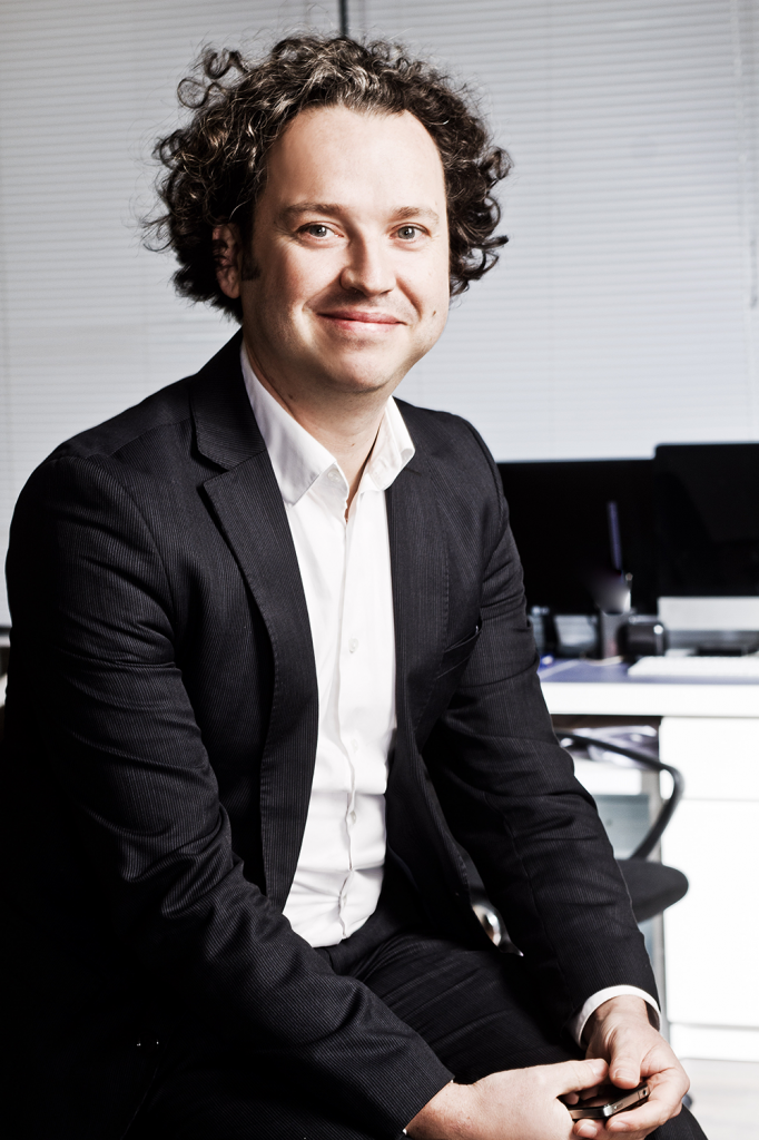 Experten-Talk Nachhaltigkeit. Portrait Dr. Sascha Peters