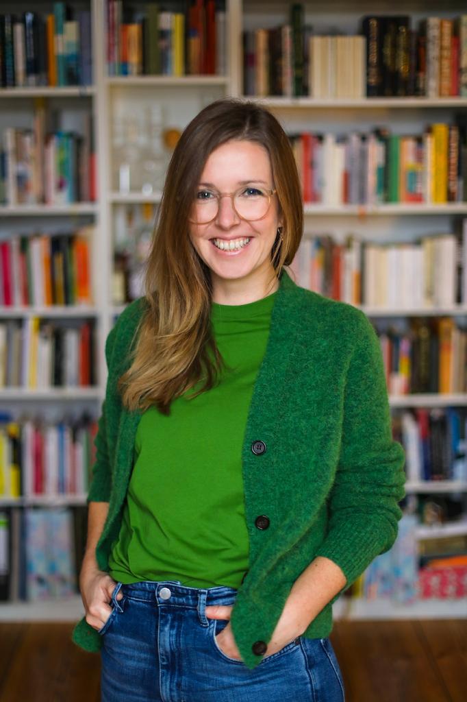 Experten-Talk Nachhaltigkeit. Portrait Mimi Sewalski