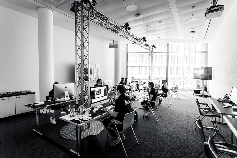 Die Jury des German Design Award 2021 tagte hybrid.