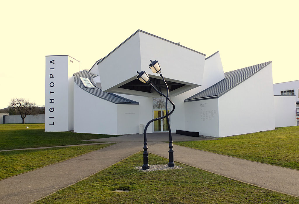 Vitra Design Museum by Frank Gehry