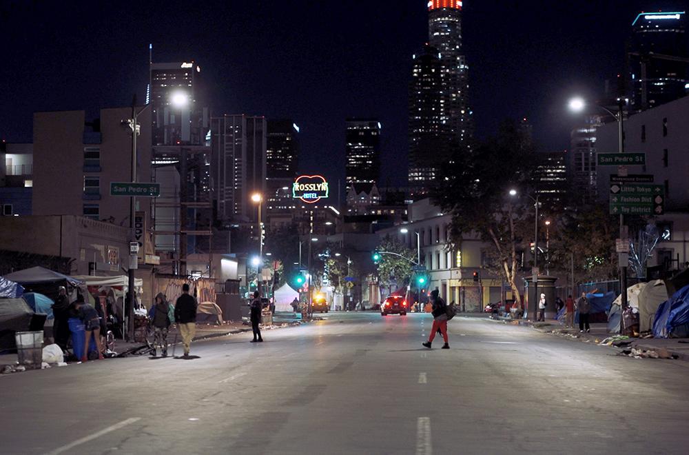 """Vieles am Los Angeles von heute erinnert an """"Blade Runner"""""""