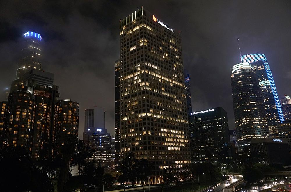 """In """"Blade Runner"""" wird die Stadt wird als kalter Betonkoloss dargestellt."""