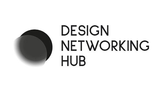 Design Networking Hub Logo