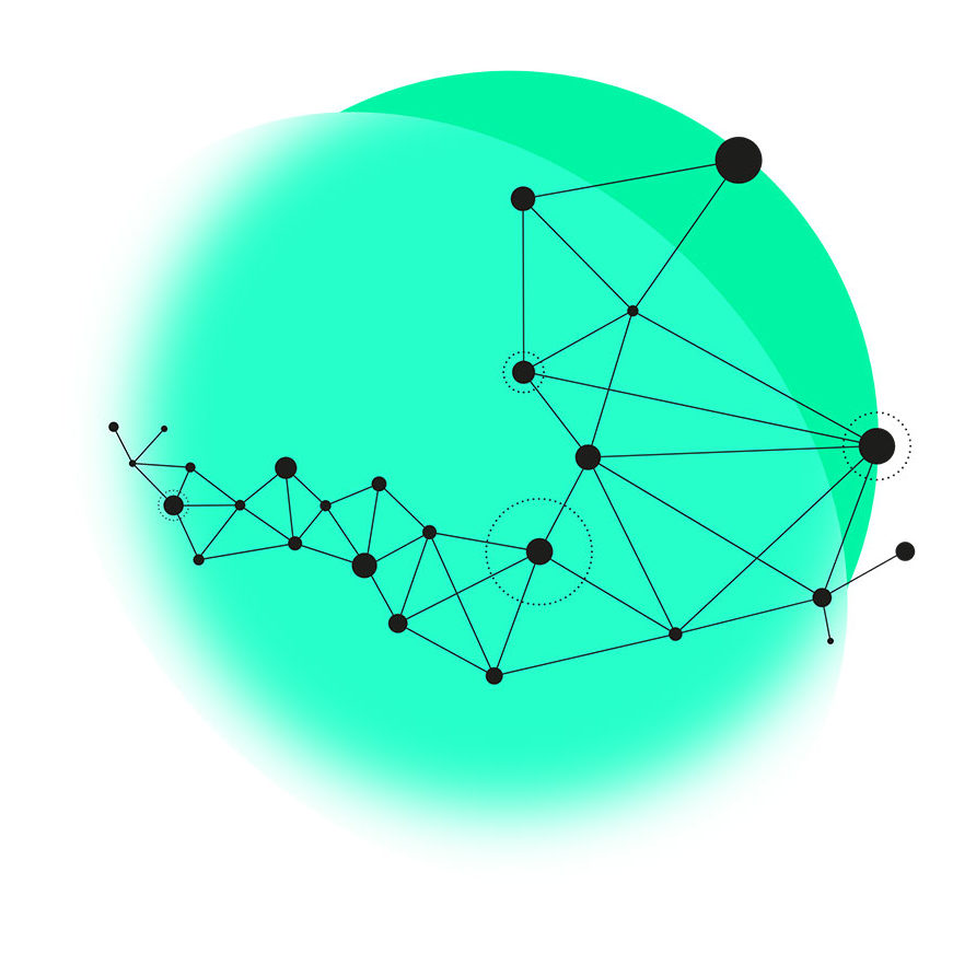 Design Networking Hub Visual