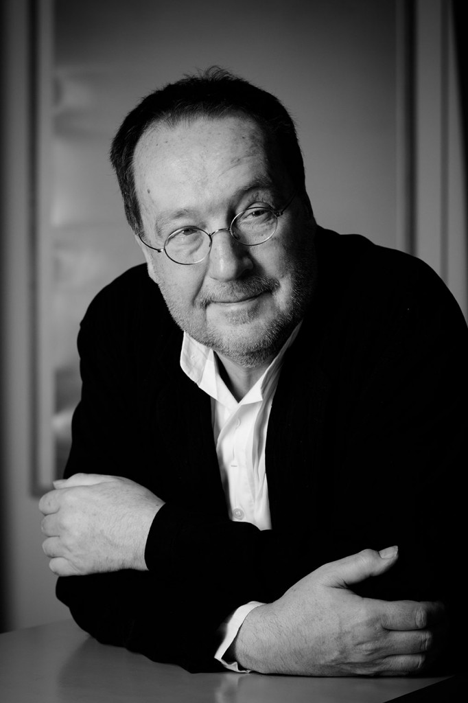 Portrait Prof. Dr. Michael Erlhoff
