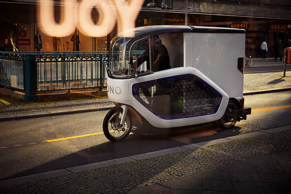 The ONO e-Cargo Bike