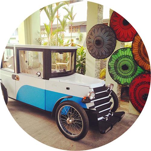 the Qlio velomobile