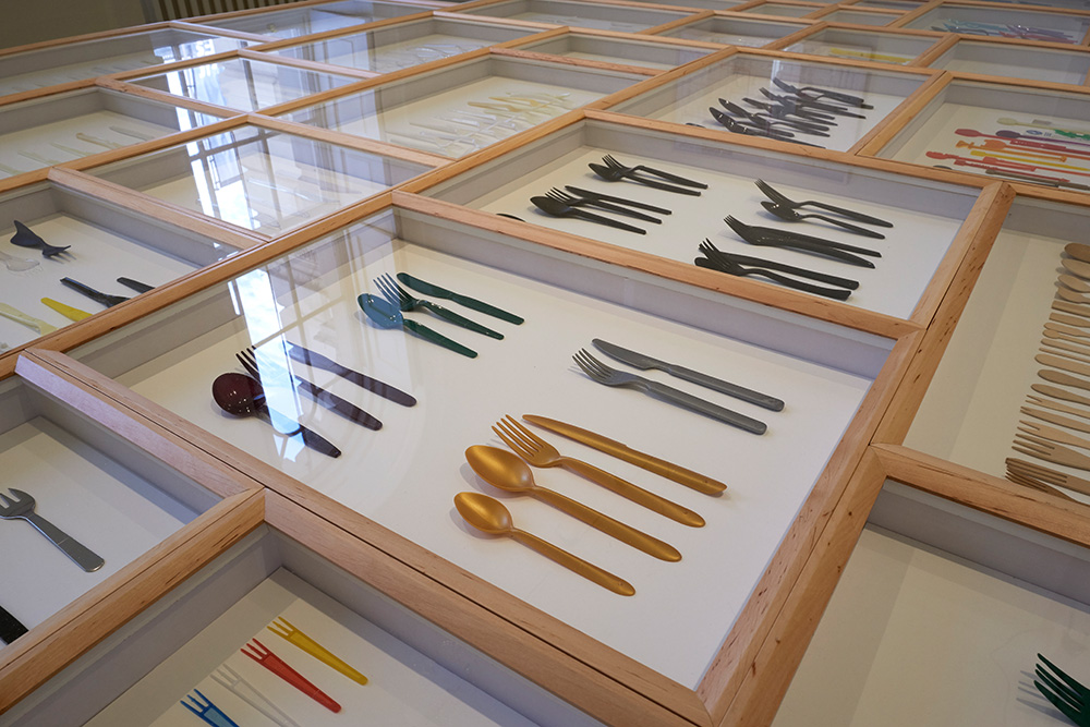 London Design Biennale: Spoon Archaeology