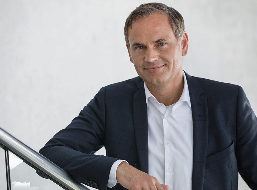 Oliver Blume, Vorstandsvorsitzender der Pporsche AG.