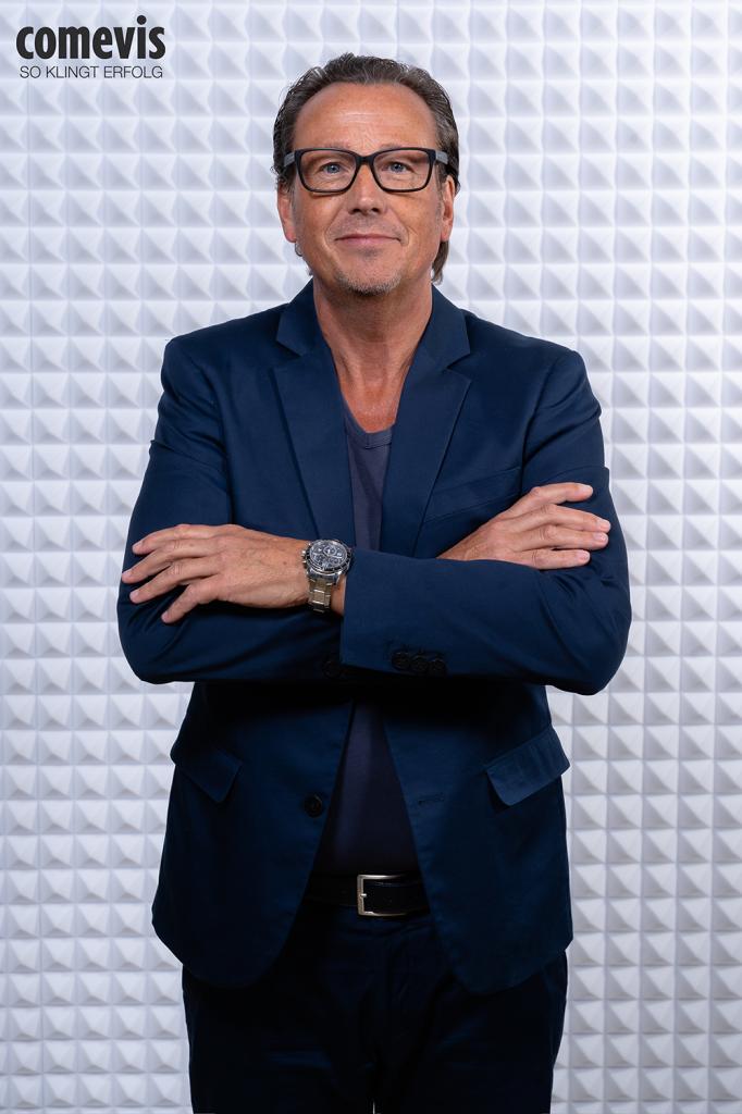 Stephan Vincent Nölke from comevis