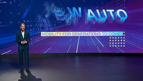 Volkswagen künftige Konzernstrategie