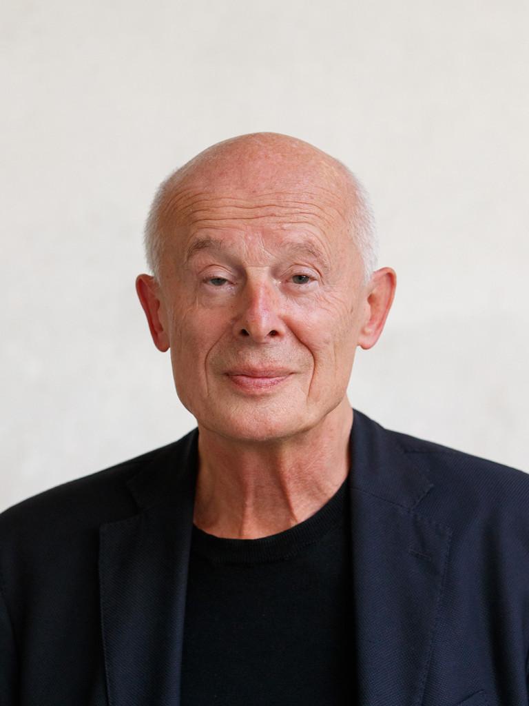 Visionär des New European Bauhaus, Prof. John Schellnhuber