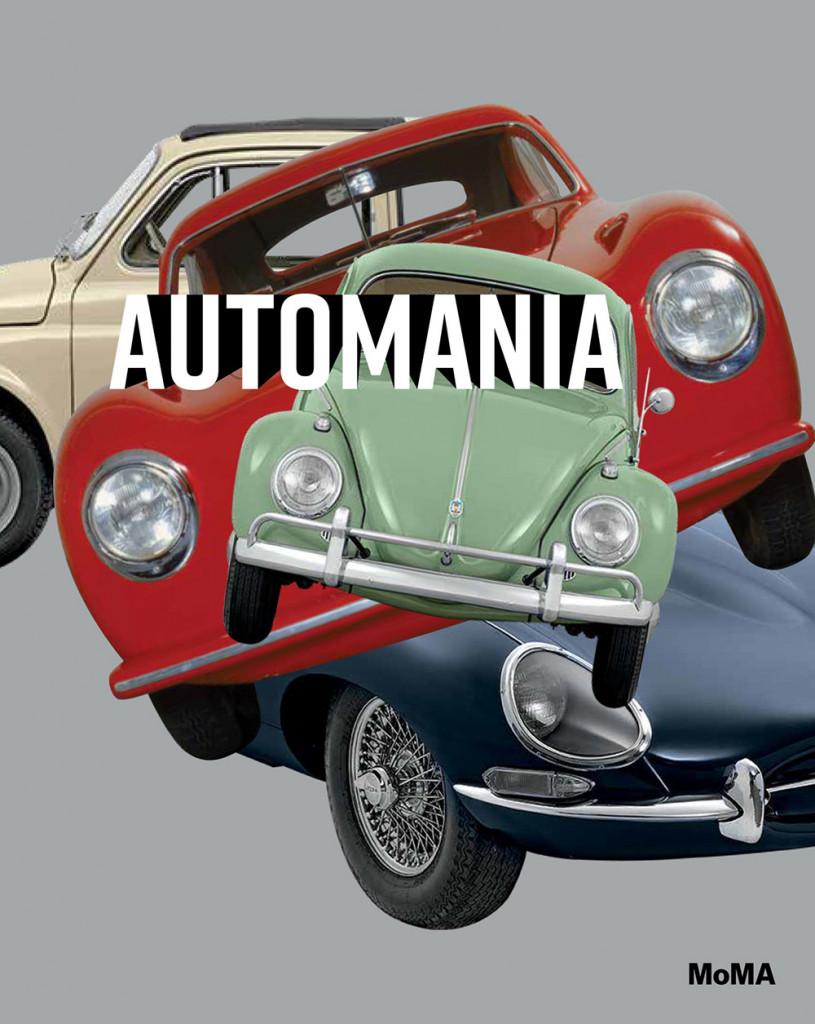 Cover des Ausstellungskatalogs Automania