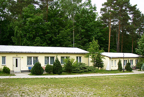 Bungalow 6 and 7 in Prebelow, built in the 80s in the GDR