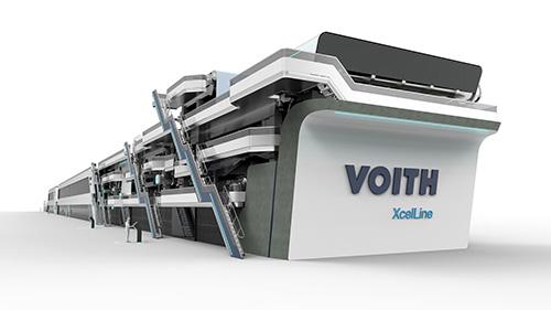 XcelLine Papiermaschine