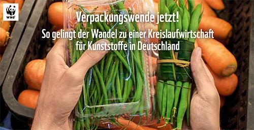 WWF-Studie Kreislaufwirtschaft