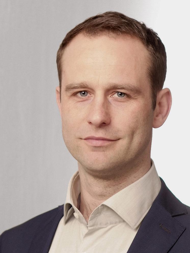 Dr. Elias Knubben von Festo