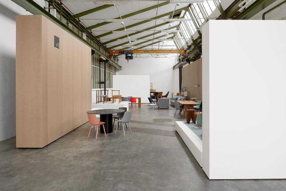 The e15 Showroom