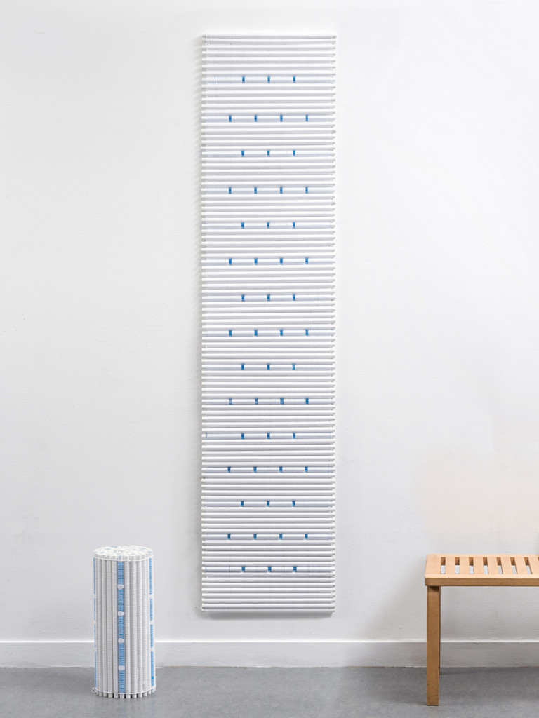 'Woven Air Conditioner' by Maxime Louis-Courcier