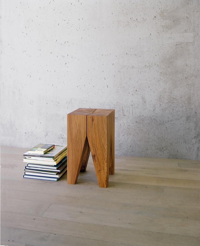 "Side table ""Backenzahn"" (""Molar"")"